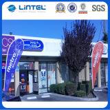 広告する飛行の旗の携帯用旗竿(LT-17C)