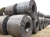 Feuilles laminées à chaud faiblement alliées d'acier du carbone dans les bobines