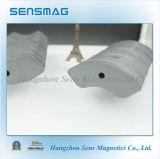 Подгонянный изготовлением магнит дуги феррита для мотора