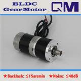 Motor sin cepillo BLDC de NEMA23 100W/1:4 de la relación de transformación de la caja de engranajes