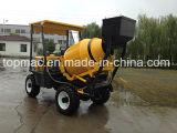 Individu modèle de la Chine Ajax Fiori chargeant les mélangeurs concrets