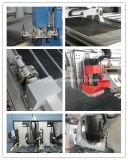Ranurador caliente del CNC 3D de la venta 4*8 1325 para la madera