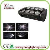 het LEIDENE 8X10W RGBW CREE Effect Lichte Ylef208 van de Straal