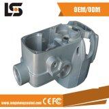 Fábrica que faz à máquina as peças de alumínio feitas sob encomenda para as auto peças da máquina do CNC