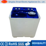 lavadora gemela abierta de la tina de la tapa portable 9kg