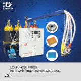 Máquina de derramamento do elastómetro do plutônio