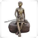 Molti elementi della statua del giardino/statua della città (IO-s016/s017/s018/s019/s020)