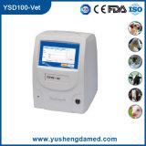 Analyseur automatique de chimie d'équipement médical vétérinaire certifié par Ce/ISO