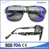 Los mejores el ciclo polarizado del deporte hombres modifica las gafas de sol para requisitos particulares con su insignia