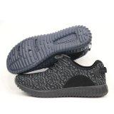 Ботинок спортов ткани Knit ботинки Flynit Vamp верхних дешевых идущие