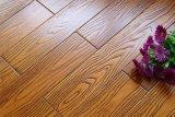 Resistencia a la deformación Handscraped de suelo de madera real