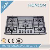 Fresa moderna popolare HS5823h del gas del pannello del nero dell'acciaio inossidabile