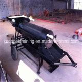 Bewegliches Goldwaschende und Bergwerksmaschine-Trommel-Bildschirm-Pflanze