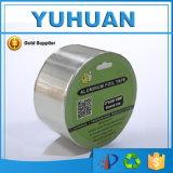 Bande ignifuge anti-calorique de papier d'aluminium