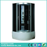 Cabine fechada fábrica do chuveiro de China com função do vapor (LTS-9911A)