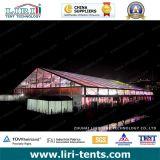 明確な上のテントの透過屋根の結婚披露宴の玄関ひさし