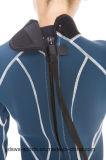 女性のダイビングのサーフの水泳のための長い袖のネオプレンのウェットスーツ