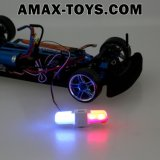 911012-Police Car Lighting System con 8 Kinds di Flashing Mode per RC Car