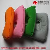 Oreiller gonflable de voyage de PVC de bureau de cou confortable mou du besoin