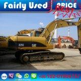 en vente excavatrice utilisée de chat/tracteur à chenilles 325c de l'excavatrice 325c