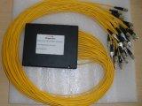 1X8 Box Type FC Optical Fiber Splitter, 1*8 ABS Box Fiber Optic Aplitter, Fiber Optic PLC Splitter 1*8