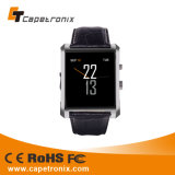 Mtk2502 reloj elegante Dm08 Bluetooth 4.0 Smartwatch compatible con el monitor androide del sueño del soporte del IOS Anti-Perdido