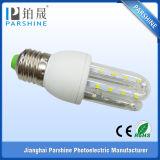 Bulbo interno do diodo emissor de luz do milho dos bulbos 5W 3u 400lm de E27 B22