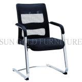 Cadeira moderna da reunião do escritório do frame de aço do verde da alta qualidade (SZ-OC126)