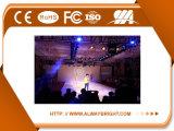 Tarjeta publicitaria de interior de P3.91 LED Diplay para el alquiler