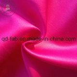überzogenes Gewebe-Baumwollsatin 100%Cotton Gewebe (QF13-0188)