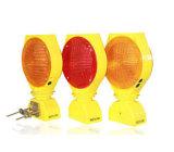 Luz de advertência do diodo emissor de luz do tráfego de estrada