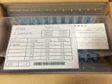"""8.4 """"産業使用のためのXga TFT LCDのパネル前のNl10276bc16-06D"""