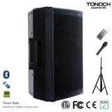 Поставщик Шолмарт 15 PA системы дюймов коробки диктора с Bluetooth