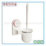 An der Wand befestigte Toilette Brush&Holder stellte für Badezimmer-Reinigung ein