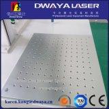 ABS Acrylic Metal 20W FiberレーザーMarking Machine Price