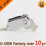 새로운 Promotinal 품목 회전대 중금속 USB 섬광 (YT-1210-03)