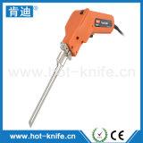 Электрический горячий резец ножа, резец стиропора, резец жары, резец пены