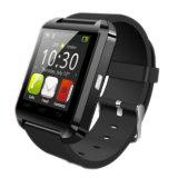 Мобильный телефон вахты здоровья цифров запястья руки U8 франтовской с Bluetooth принимает OEM
