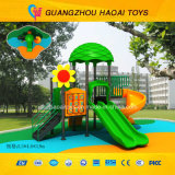 Sales caldo Cheap Outdoor Playground Equipment per Children (HAT-009)
