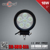 5 Inch 18W CREE Chip LED Work Light für Vehicles (SM-5018-RXB)