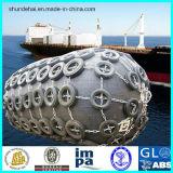 Yokohama que flota la defensa de goma marina neumática
