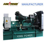 engine de 400kw/500kVA Doosan de générateur diesel pour l'usine au vinaigre