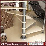 Fabricantes espirales industriales de las escaleras (DMS-1078)