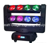 8PCS*10W RGBW 4in1 LED Spider Stage Lights