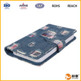 Plutônio Leather Caso Hot New Products para Cell Phone