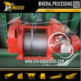 Großhandelsgolderz-Aufbereitenmaschinerie-Schwingung-Geräten-Goldschleuse-Fabrik