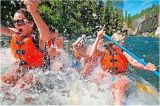 Weißes Wasser-Kajak-Schwimmweste/Strom-Schwimmweste/Flößen der Schwimmweste