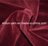 100%Polyester Plain a congregação da tela de Upholstery feita malha