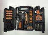 6 Qualitätsenergien-Hilfsmittel-Installationssatz PCS-Schweizer Kraftpapier Deutschland mit Handwerkzeug-drahtlosem Schraubenzieher