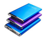 Bank Digital-Printing 4000mAh Mobile Power mit Flash Light
